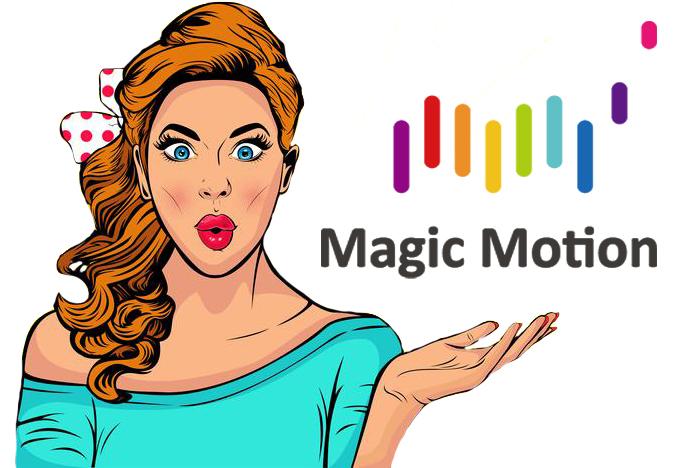 WOW!Это же Magic Motion!