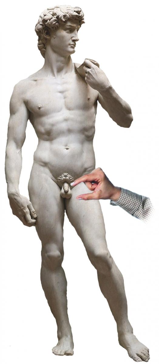Размер пениса