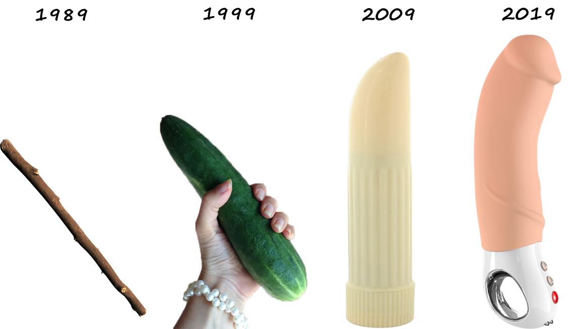 Эволюция секс-игрушек