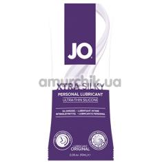 Лубрикант JO Xtra Silky Personal Lubricant, 10 мл - Фото №1