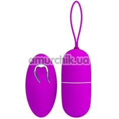 Виброяйцо Pretty Love Arvin, фиолетовое - Фото №1