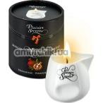 Массажная свеча Plaisirs Secrets Paris Bougie Massage Candle Pomegranate - гранат, 80 мл - Фото №1