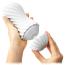 Мастурбатор Tenga Flex Silky, белый - Фото №2