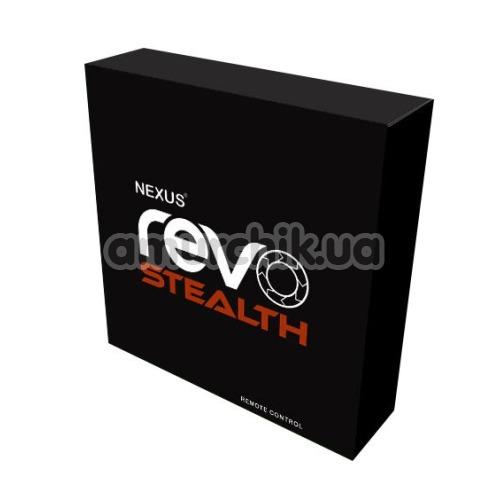 Вибростимулятор простаты для мужчин Nexus Revo Stealth, черный
