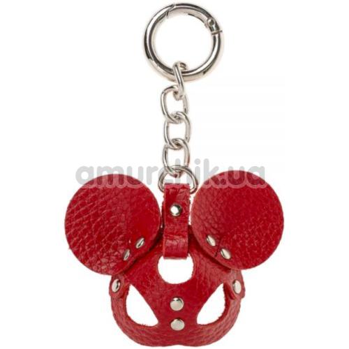 Брелок в виде маски sLash Mickey Mouse, красный