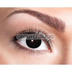 Линзы для глаз Catcher Contactlenses, черные - Фото №1