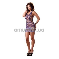 Платье-сетка Mandy Mystery Kleid 271488, фиолетовое - Фото №1