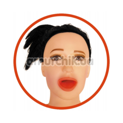 Секс-кукла с вибрацией Angelina