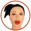 Секс-кукла с вибрацией Angelina - Фото №2