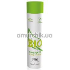 Массажное масло Hot Bio Massage Oil Ylang Ylang, 100 мл - Фото №1