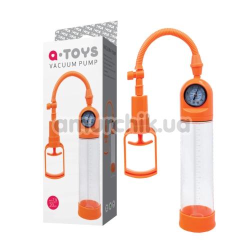 Вакуумная помпа A-Toys Vacuum Pump 768001, оранжевая