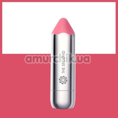 Клиторальный вибратор Leten The Second, розовый