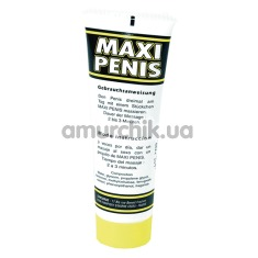 Крем для увеличения пениса Maxi Penis, 50 мл - Фото №1