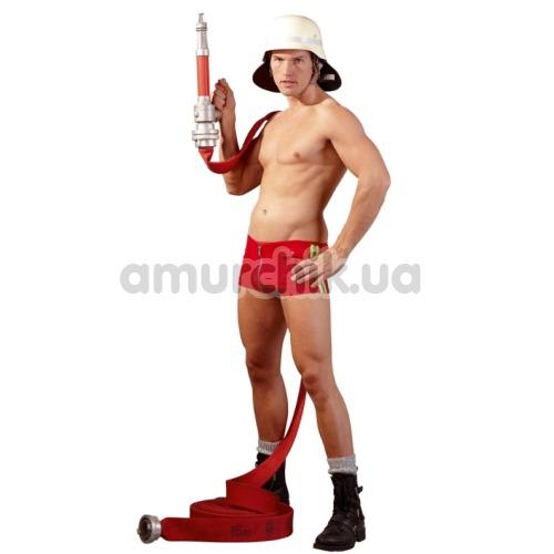 Шорты пожарника Svenjoyment Underwear 1293701, красные