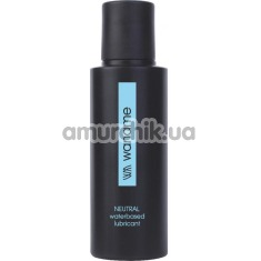 Лубрикант Waname Neutral Waterbased Lubricant, 100 мл - Фото №1