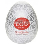 Мастурбатор Tenga Egg Keith Haring Party Пати - Фото №1