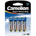 Батарейки Camelion Super Heavy Duty AA, 4 шт - Фото №1