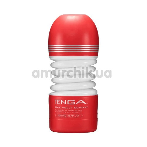 Мастурбатор Tenga Rolling Head Cup New - Фото №1