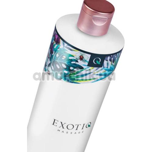 Массажное масло Exotiq Massage Body To Body Warming Neutral Massage Oil, 500 мл