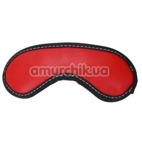 Бондажный набор sLash Hermes Bondage Set, красный