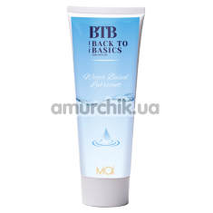 Лубрикант Back To Basics Water Based Lubricant, 75 мл - Фото №1