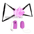 Вибратор - бабочка Butterfly Posession, фиолетовая