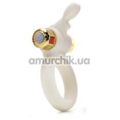Виброкольцо WonderLand The White Wabbit - Фото №1