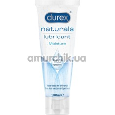 Лубрикант Durex Naturals Lubricant Moisture, 100 мл - Фото №1