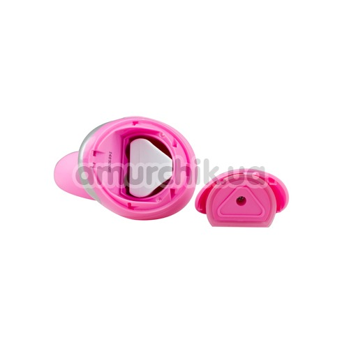 Вибратор Smile Gipsy Bunny, розовый