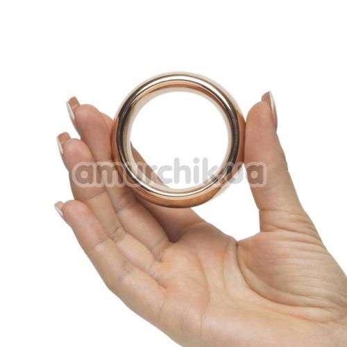 Эрекционное кольцо Fifty Shades Freed I Want You Now, золотое