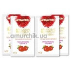 Массажное масло с феромонами Aphrodisiac Warming Massage Oil Attraction Strawberry с согревающим эффектом - клубника, 10 мл - Фото №1