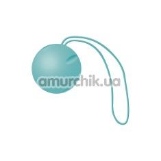 Купить Вагинальный шарик Joyballs Single, бирюзовый
