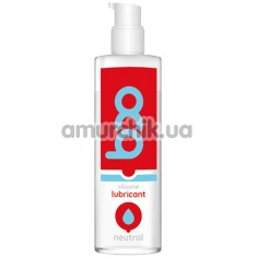 Лубрикант Boo Silicone Lubricant Neutral, 150 мл - Фото №1