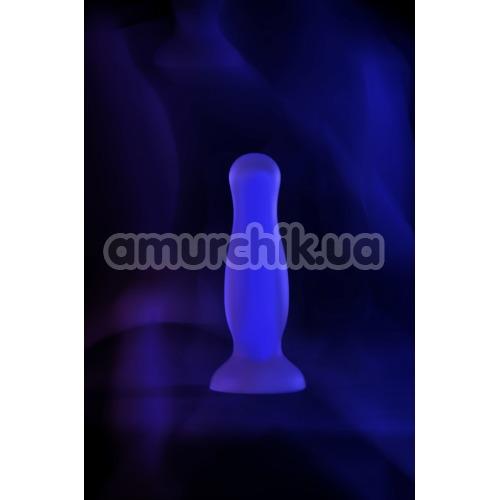 Анальная пробка Beyond Namor Glow, голубая