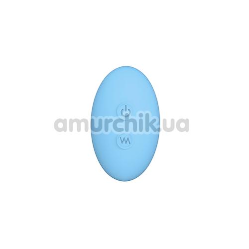 Вагинальные шарики с вибрацией Dream Toys Beehive, голубые