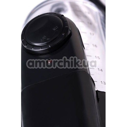 Вакуумная помпа с вибрацией A-Toys Vacuum Pump 769010, черная