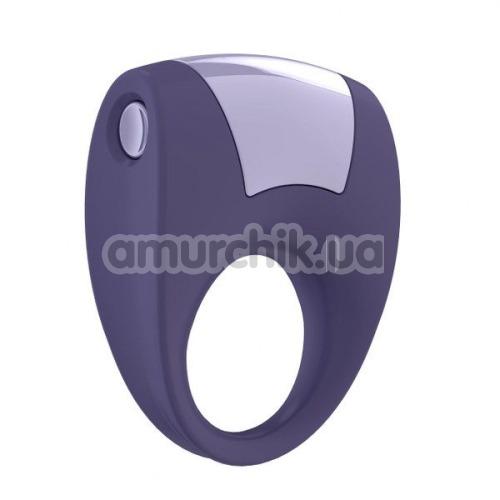 Виброкольцо OVO B8, фиолетовое - Фото №1
