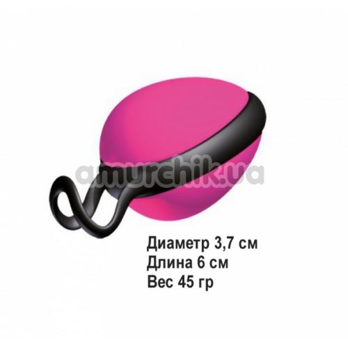 Набор вагинальных шариков Joyballs Secret Set, фиолетово-розовый