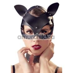 Маска Кошечки Bad Kitty Naughty Toys Head Mask, черная - Фото №1