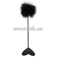 Купить Перышко для ласк Bad Kitty Feather Wand, черное