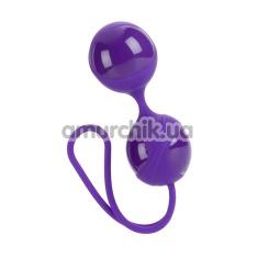 Вагинальные шарики Body&Soul Entice, фиолетовые - Фото №1