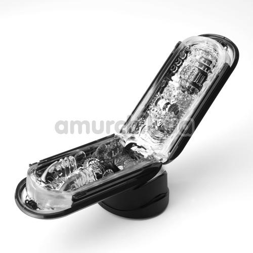 Мастурбатор Tenga Flip Zero Electronic Vibration, черный