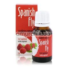 Возбуждающие капли Spanish Fly Raspberry Romance, 15 мл - Фото №1
