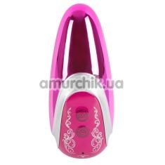 Клиторальный вибратор Brilliant Touch Vibrator, розовый