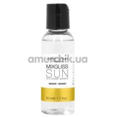 Лубрикант MixGliss Sun Monoi - моной, 50 мл - Фото №1