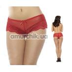 Трусики-шортики женские Hot Nights (модель ERL100009), красные