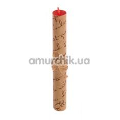 Свеча sLash средняя, красная - Фото №1