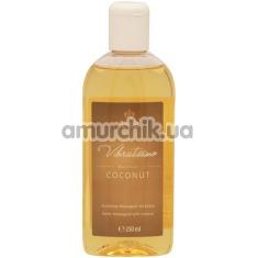 Массажное масло с ароматом кокоса Vibratissimo Massage Coconut, 250 мл
