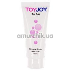 Лубрикант Toy Joy For Fun Silicone Based Lubricant, 100 мл - Фото №1