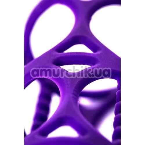 Насадка на пенис A-Toys Penis Extender 768003, фиолетовая